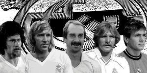 Der Weisses: jogadores alemães que fizeram história no Real Madrid