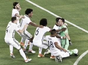 Copa América: Colômbia serviu 4 perús no desempate por grandes penalidades rumo às meias