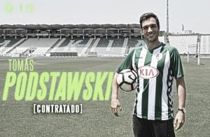 Oficial: Podstawski ruma ao Setúbal
