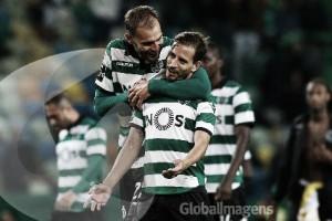 Leão ruge novamente: Bas Dost despacha Arouca