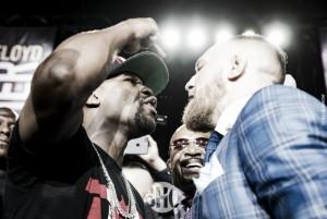 Mayweather vs McGregor: A guerra de palavras?