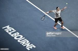 Roger Federer - Caminho para a Final