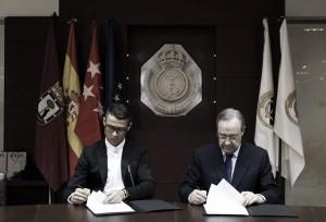 """Cristiano renova com o Real até 2021: """"Não será o meu último contrato, quero jogar até aos 41"""""""