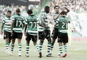 Entrada de leão: Sporting vence tranquilamente o Marítimo por 2-0