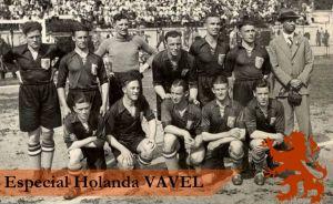 A seleção holandesa antes do Futebol Total de Rinus Michels