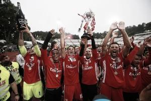 Benfica conquista 26ª Taça da História