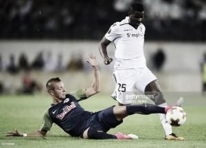 Liga Europa: Vitóriaempatado pelo Salzburgo 1-1