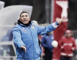 Arouca: Lito Vidigal, um dos destaques do Campeonato