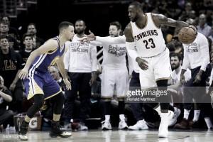 Cleveland vs Warriors: O duelo dos próximos 4 anos?
