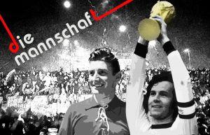 De Fritz Walter à Beckenbauer: ideal da eficiência alemã durante a reconstrução de uma nação