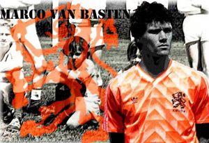 Marco van Basten: ícone formado segundo a tradição da escola holandesa de futebol