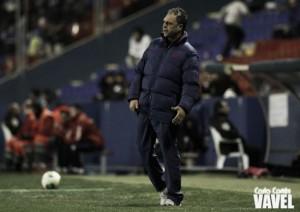 """Caparrós: """"Todos saben mi sentimiento, pero ahora hay un entrenador y hay que respetarlo"""""""