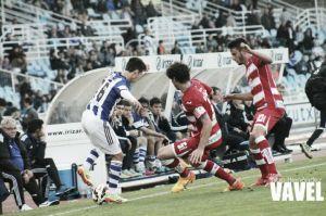 Real Sociedad - Granada: puntuaciones de la Real Sociedad, jornada 37 de Liga BBVA