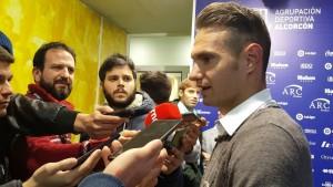 David Rodríguez: ''Hemos jugado un partido perfecto''