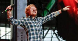 Ed Sheeran hace historia en Wembley