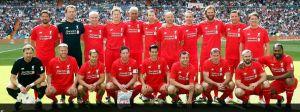 Kvarme y Westerveld en el Corazón Clasic Match 2015