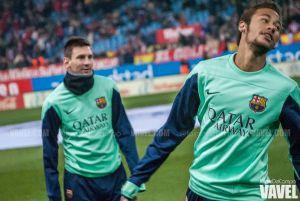 Messi y Neymar: la pareja de oro que se hace esperar