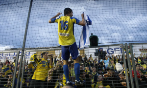 Históricos playoffs: Cádiz 1-0 Real Unión