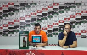 """Biel Ribas: """"Venir a trabajar sin cobrar es difícil"""""""
