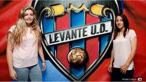 Lourdes y Mariajo también sellan su continuidad en el Levante