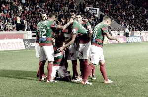 Marítimo x SL Benfica: águia escorrega na Madeira e vê leão aproximar-se