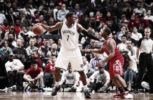 Unos Nets de récord ganan ocho años después a los Rockets