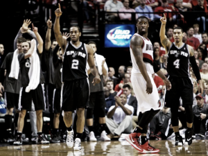 Portland también sucumbe a la ley de los Spurs