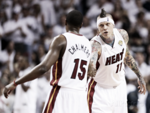 La retaguardia se queda: Miami renueva a Chalmers y Andersen