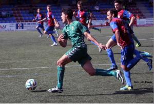 El Real Murcia, séptimo en la tabla