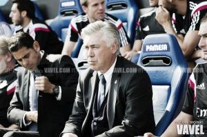 """Ancelotti: """"Con Ronaldo puedes pensar que el partido empieza 1-0"""""""