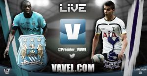 Manchester City vs Tottenham Hotspur en vivo y en directo online