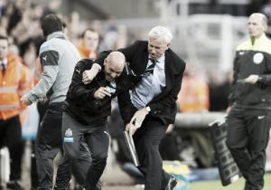 """Pardew: """"Tenemos que seguir adelante, ganar al Leicester no es el fin de todo"""""""