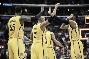 Indiana Pacers 2014/2015: pasar a Playoffs para contar con Paul George