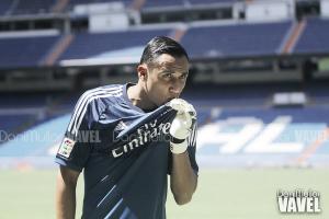 Keylor Navas, mejor portero de la Liga 2013/2014