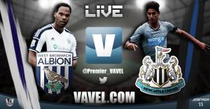 West Bromwich vs Newcastle en vivo y en directo online