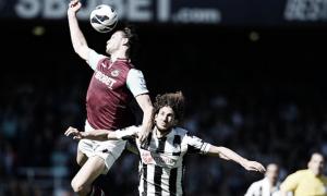 West Ham - Newcastle: duelo de tapados con Europa de fondo