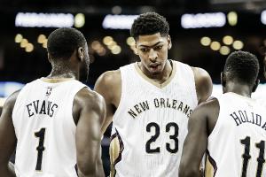 New Orleans Pelicans 2014: encomendados a una fuerza de la naturaleza