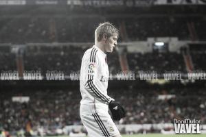 Kroos, mejor jugador germano de 2014 según la Federación Alemana