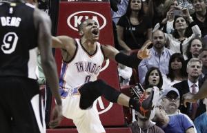 Resumen NBA: luz en Oklahoma City y autoridad en San Antonio