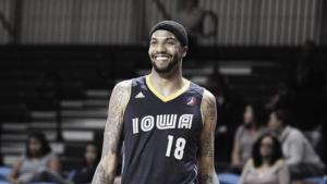 Tyrus Thomas vuelve a la NBA para vestir el azul de los Grizzlies