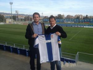 El Espanyol B ficha a Cristian Galas