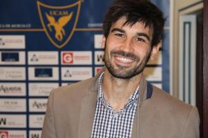 César Remón, nuevo jugador del UCAM Murcia CF