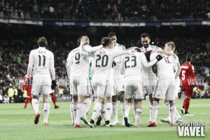 Real Madrid - Sevilla: puntuaciones del Real Madrid, 21ª jornada de la Liga BBVA
