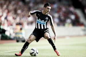 Cabella, mejor jugador del Newcastle en enero
