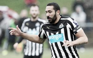 Jonás Gutiérrez podría volver a jugar con el Newcastle tras superar su cáncer