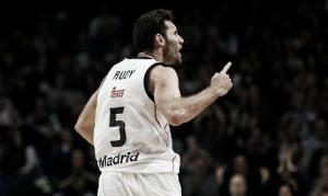 Rudy Fernández, MVP de febrero en la Euroliga