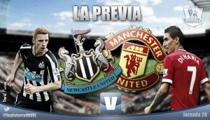 Newcastle United - Manchester United: puntos para la continuidad