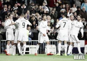 Real Madrid - Levante UD: puntuaciones del Real Madrid, 27ª jornada de la Liga BBVA