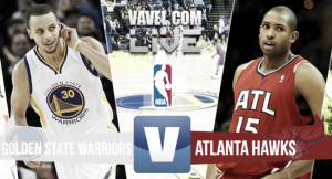 Resultado Golden State Warriors vs Atlanta Hawks en vivo (114 - 95)