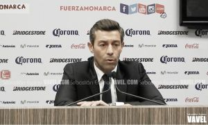 """Pedro Caixinha: """"Creemos mucho en la calidad de nuestros jugadores"""""""